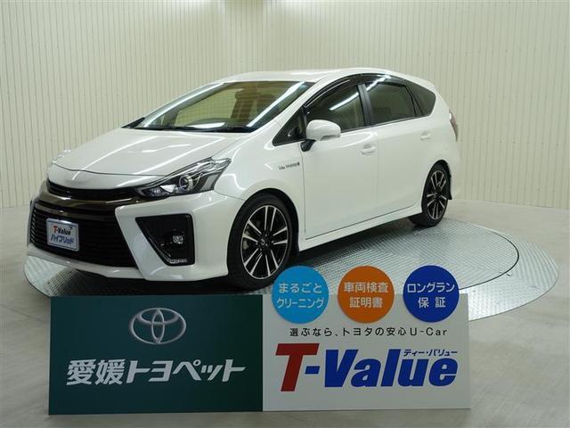 トヨタ Sツーリングセレクション・G's HDDナビ フルセグ CD