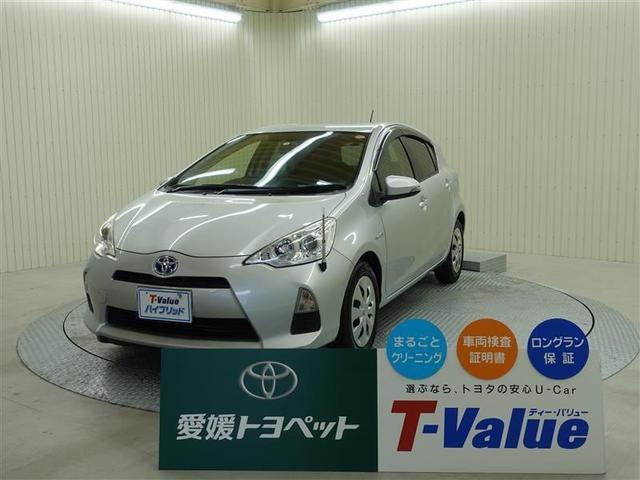 トヨタ S メモリーナビ スマートキ- イモビライザー フルセグ