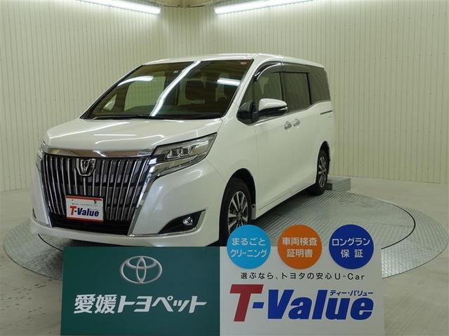 「トヨタ」「エスクァイア」「ミニバン・ワンボックス」「愛媛県」の中古車