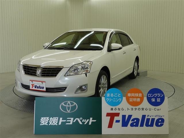 トヨタ 1.8X EXパッケージ バックモニター メモリーナビ CD