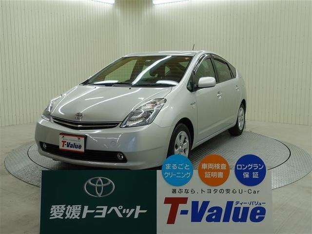 トヨタ プリウス S CD再生 純正アルミ キーレス ETC ワンオーナー