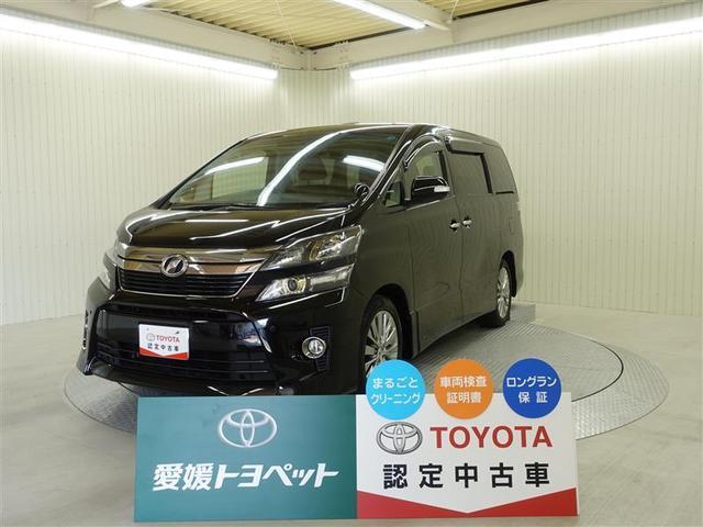 トヨタ 2.4Z ゴールデンアイズII メモリーナビ フルセグ CD