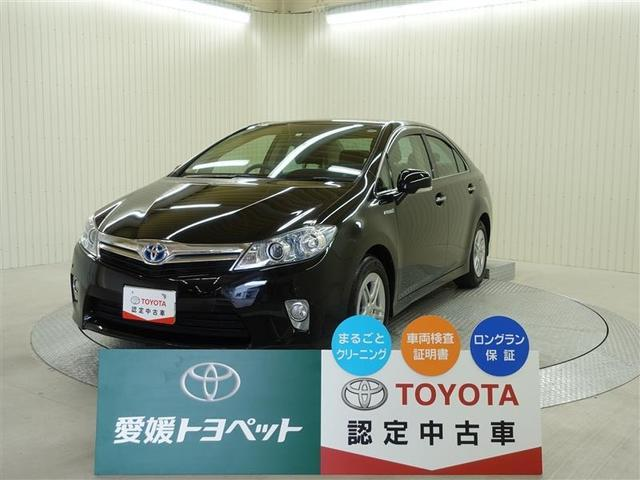 トヨタ S HDDナビ スマートキー ETC ワンオーナー DVD
