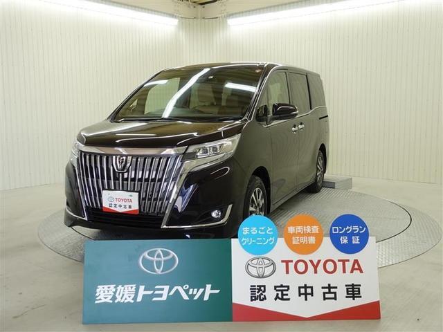 トヨタ エスクァイア Xiマルチユーティリティ スマートキ- 純正アルミ ETC