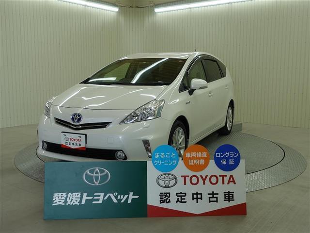 トヨタ Gツーリングセレクション バックモニター スマートキ- CD