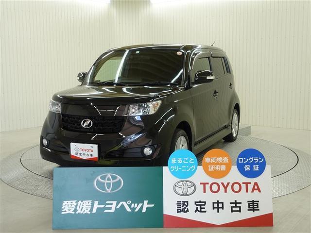 トヨタ bB Z エアロ-Gパッケージ メモリーナビ スマートキ- ETC