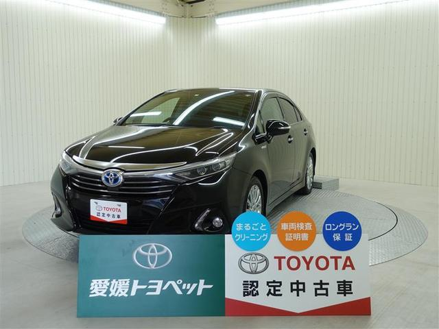 トヨタ SAI S Cパッケージ メモリーナビ クルーズコントロール ETC