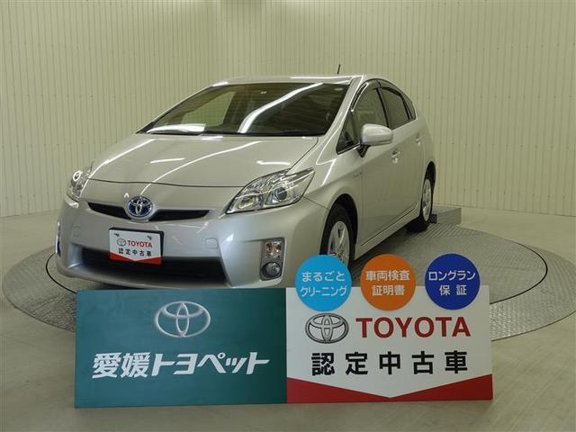 トヨタ プリウス S HDDナビ ワンセグ CD スマートキ- イモビライザー