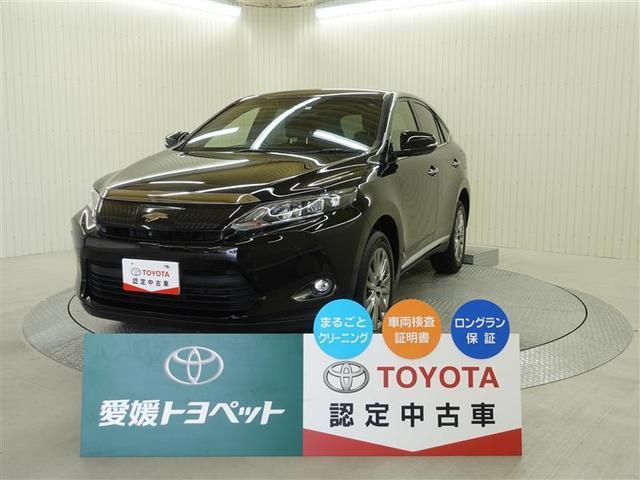 トヨタ プレミアム アドバンスドパッケージ 4WD バックモニター