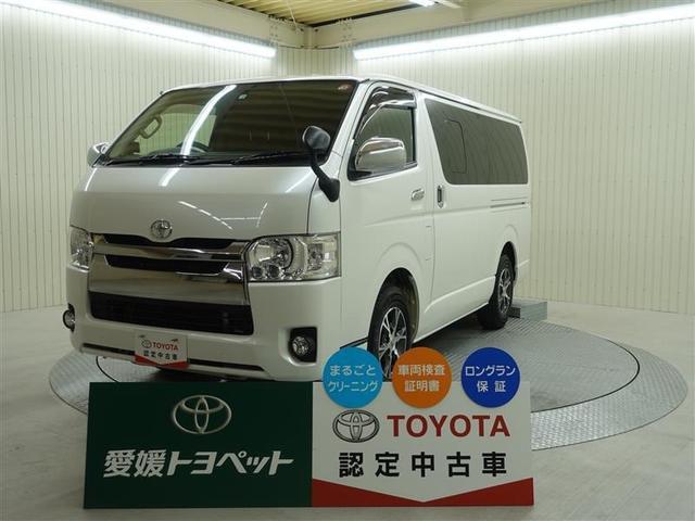 トヨタ スーパーGL スマートキ- イモビライザー ワンオーナー ETC