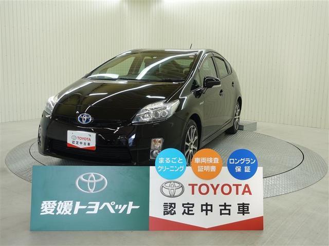 トヨタ S メモリーナビ バックモニター スマートキ- ETC