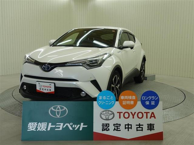 トヨタ HV G スマートキ- イモビライザー クルーズコントロール