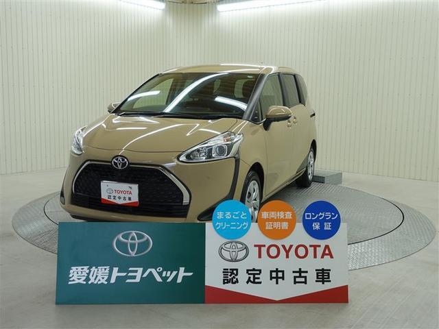 トヨタ ファンベースG 衝突被害軽減ブレーキ メモリーナビ ETC