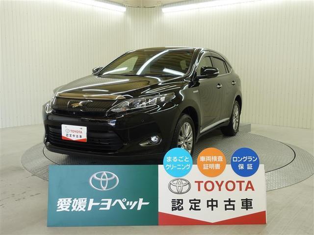トヨタ プレミアム アドバンスドパッケージ 4WD スマートキ-