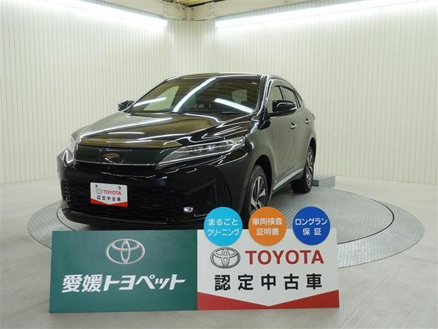 トヨタ ハリアー プログレス メモリーナビ フルセグ パワーシート ETC