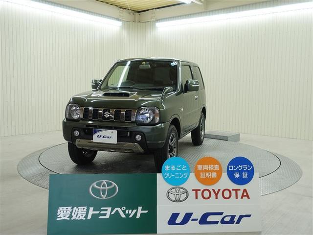 スズキ ランドベンチャー4WD バックモニター メモリーナビ ETC