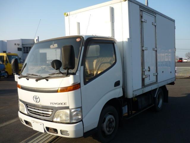 トヨエース 4.9ディーゼル 冷蔵冷凍車