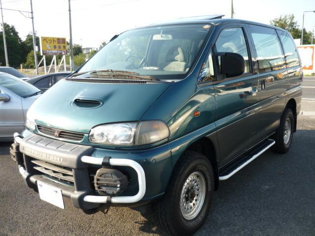 三菱 エクシードツインサンR4WD