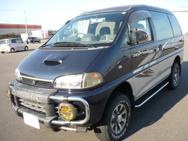 三菱 シャモニー ハイルーフ 4WD