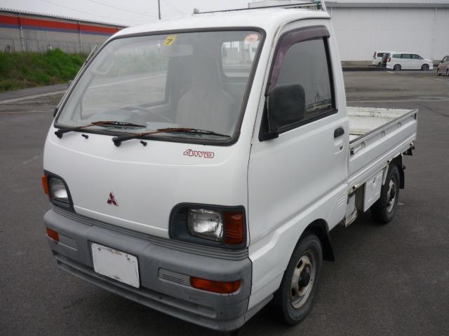 三菱 TD 三方開 4WD