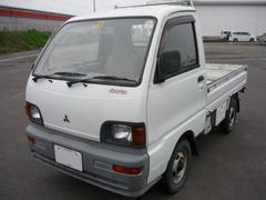 ミニキャブトラックTD 三方開 4WD