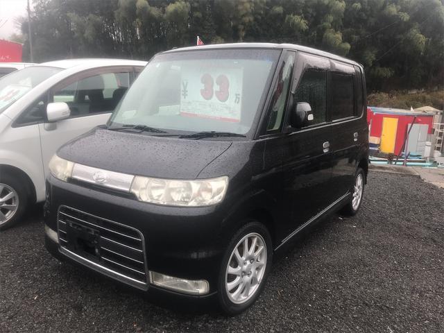 タント カスタムVS ベンチシート AT ETC 軽自動車 660