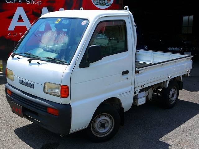 スズキ 他 スズキ トラック660KC 3方開 4WD (なし)