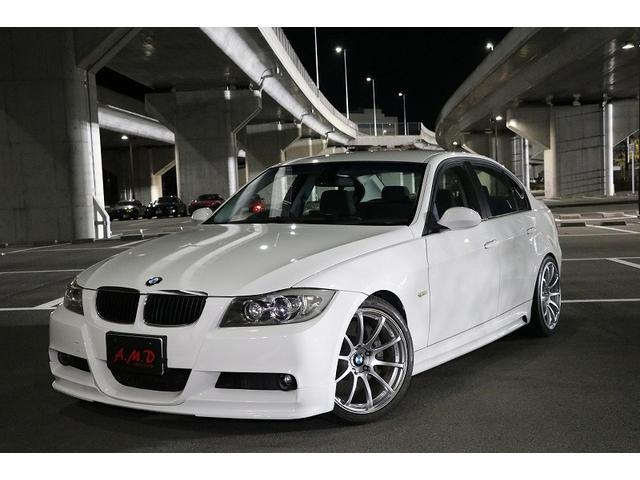BMW 3シリーズ 320i 車高調 エアロ マフラー (検30.11)