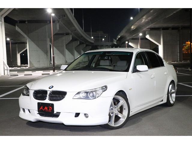 BMW 525i AC Schnitzer エアロ ホイール  本革