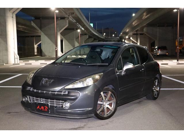 プジョー GTi 1600ccターボ MT