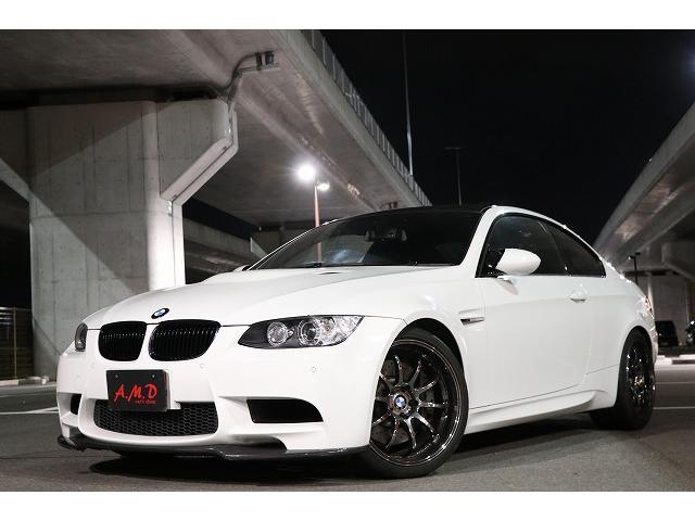 BMW M3クーペ カーボンリップ リヤスポ 19AW マフラー