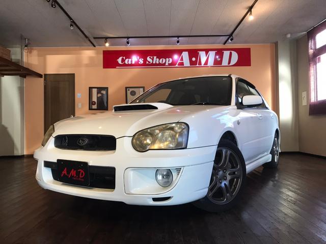 スバル WRX 2000cc ターボ4WD マニュアルトランミッション