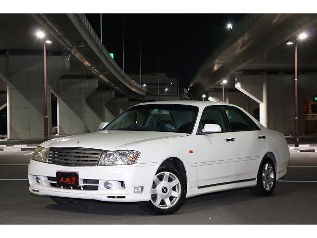 日産 250TX FOUR 4WD RB25DET ターボ ETC ナビ アルミホイール AT DVD再生 CD カセット パワーシート キーレスエントリー ABS エアコン パワーステアリング