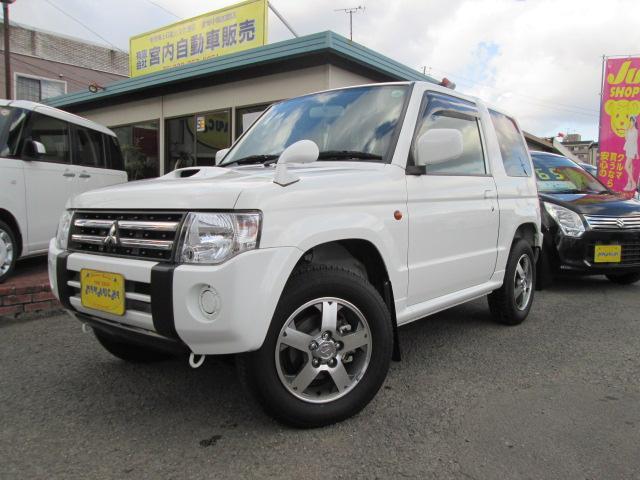 三菱 VRターボ・4WD・5速MT