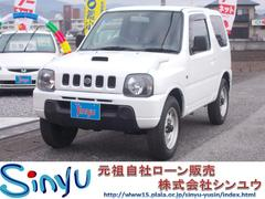ジムニーXA 4WD  インタークーラーターボ CDデッキ