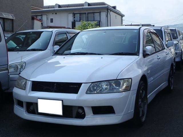三菱 エボリューションVII GT-A AT HID AW 4WD