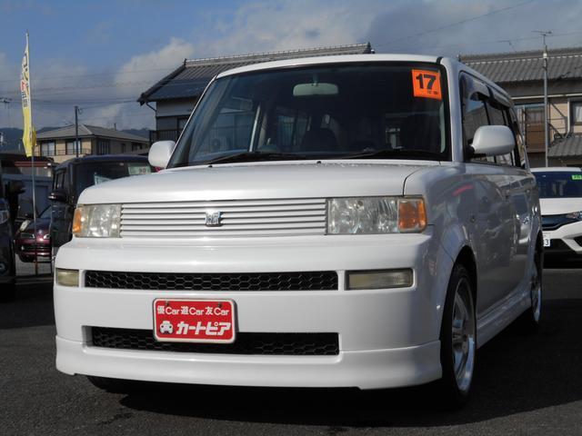 トヨタ Z HIDセレクションII  純正HDDナビ 社外17アルミ