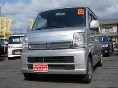 エブリイワゴンJPターボ 地区限定車 左パワースライド ETC 1年保証