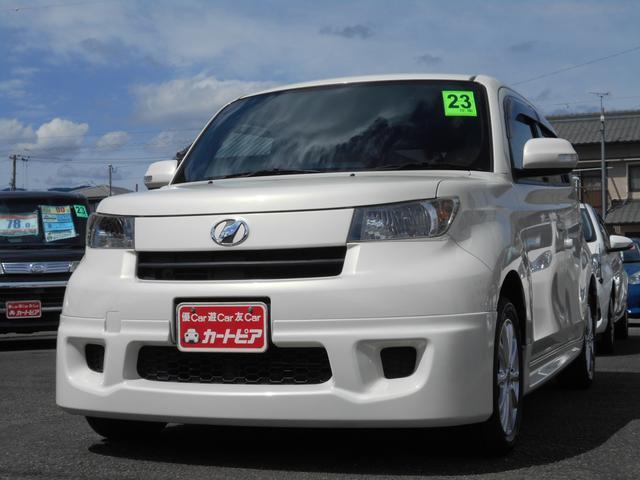 トヨタ bB S 社外SDナビ フルセグ ブルートゥース 1年保証