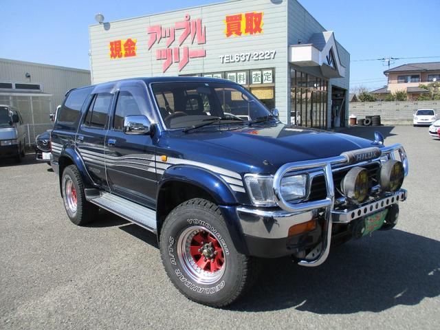 トヨタ SSR-G ワイド15インチアルミ レカロシート サンルーフ