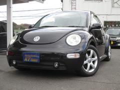 VW ニュービートルベースグレード 社外オーディオ キーレス 純正16AW