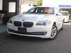 BMW523iツーリング 純正ナビ タイヤ4本新品 純正アルミ