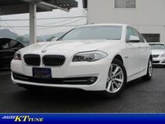 BMW523i タイヤ4本新品 純正ナビ地デジ Pシート クルコン