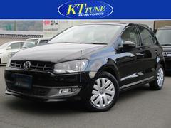VW ポロ1.4 コンフォートライン タイヤ4本新品 ワンオーナー