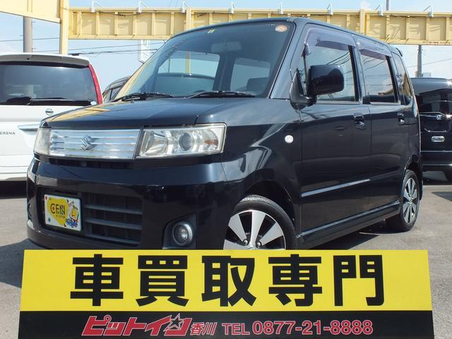 「スズキ」「ワゴンR」「コンパクトカー」「香川県」の中古車