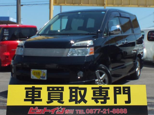 トヨタ Z 煌  両側自動ドアー 後期モデル 純正HDDナビ エアロ