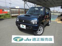 ジムニーXG4WDターボオートマETCキーレス背面タイヤ