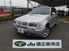 BMW X33.0i 4WD キーレス 純正アルミ ETC
