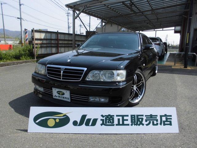 「日産」「シーマ」「セダン」「徳島県」の中古車