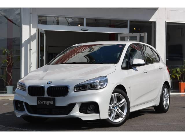 BMW 218iアクティブツアラーMスポーツコンフォート地デジBカメ